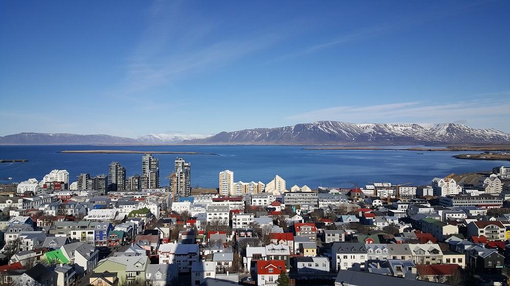 Skyline Reykjavik
