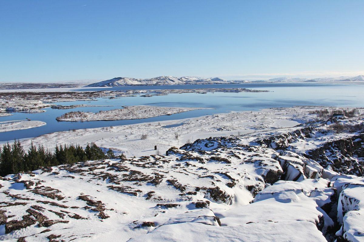 IJsland Þingvellir
