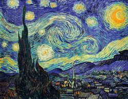 Starry Night New York