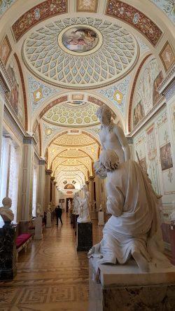 Hermitage interieur