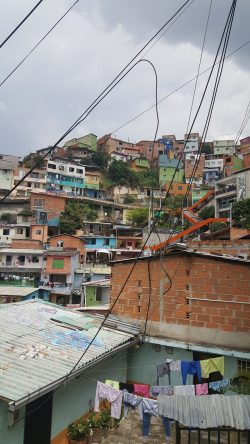 Favela Colombia