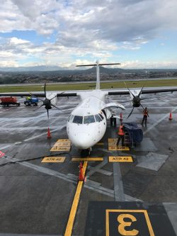 Binnenlandse vlucht_Colombia