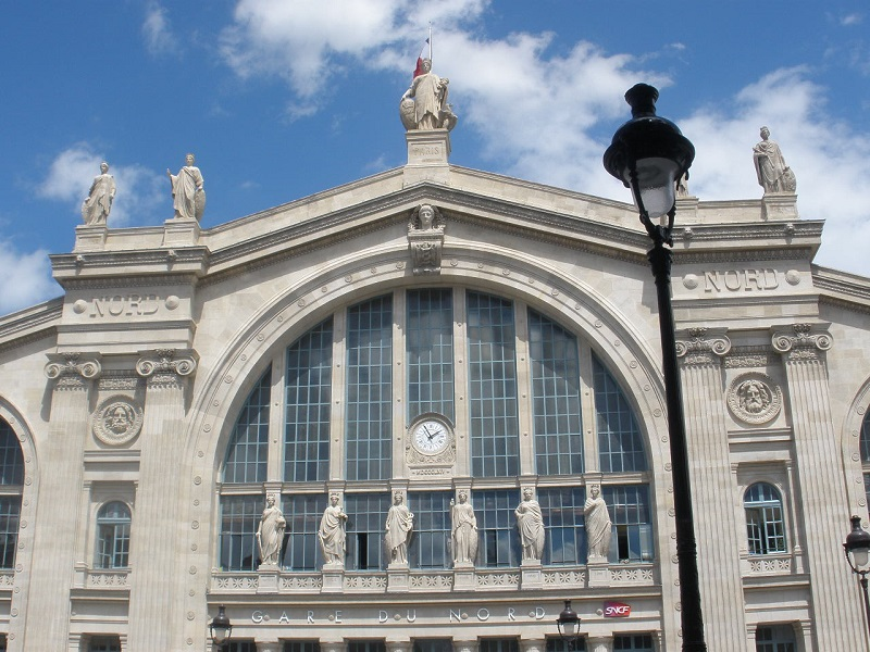 Parijs_Gare du Nord