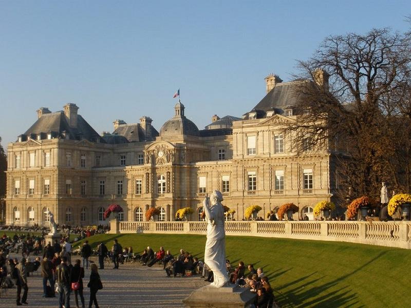 Jardin du Luxembourg_Parijs