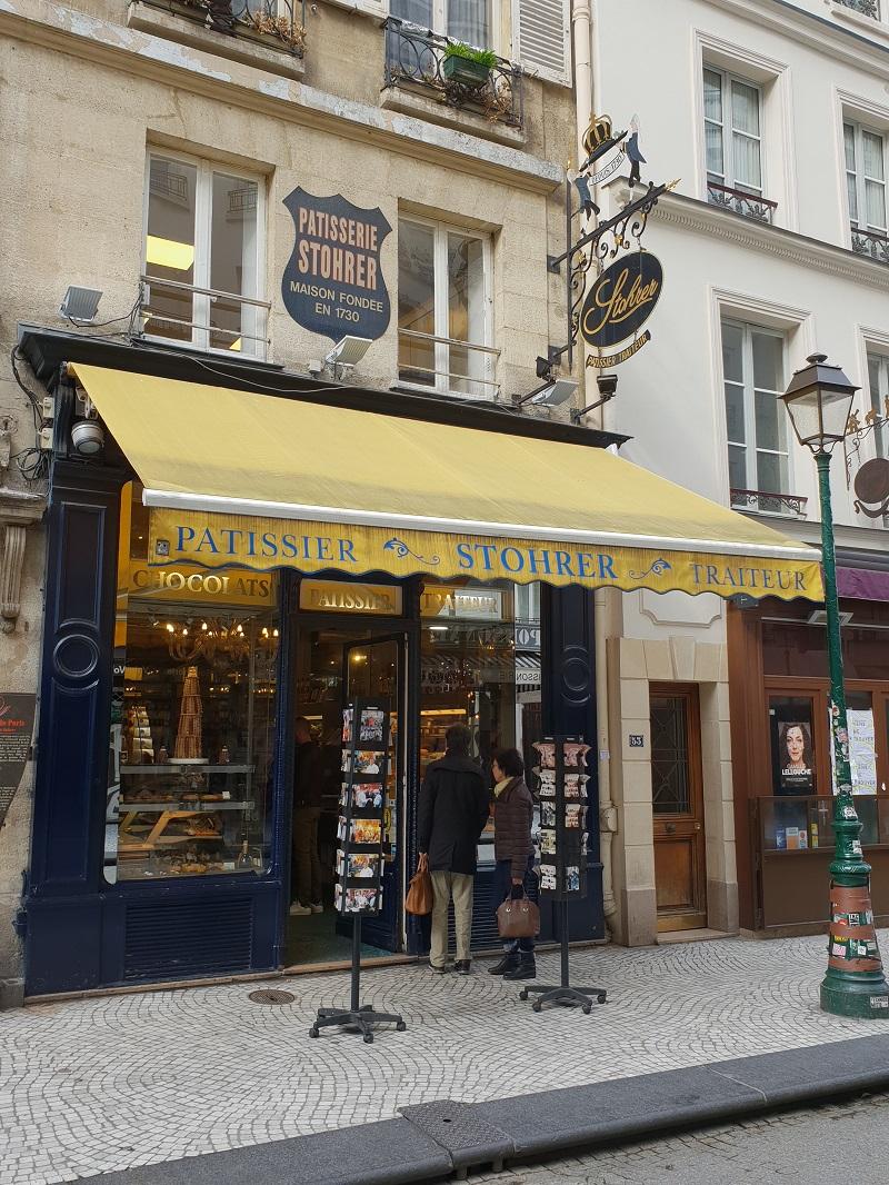 Patisserie Stohrer_Parijs