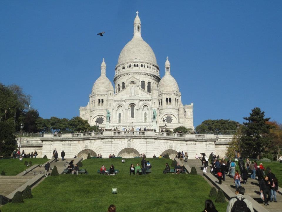 Sacre Coeur_Parijs