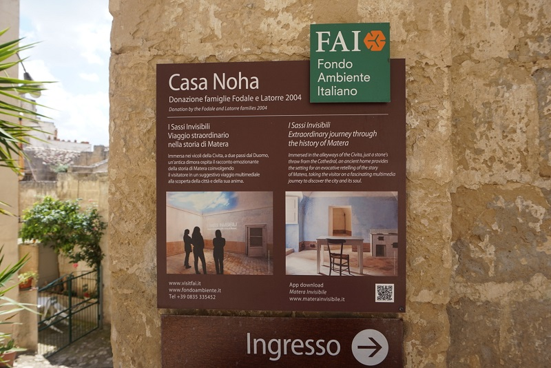 Matera_Casa Noha