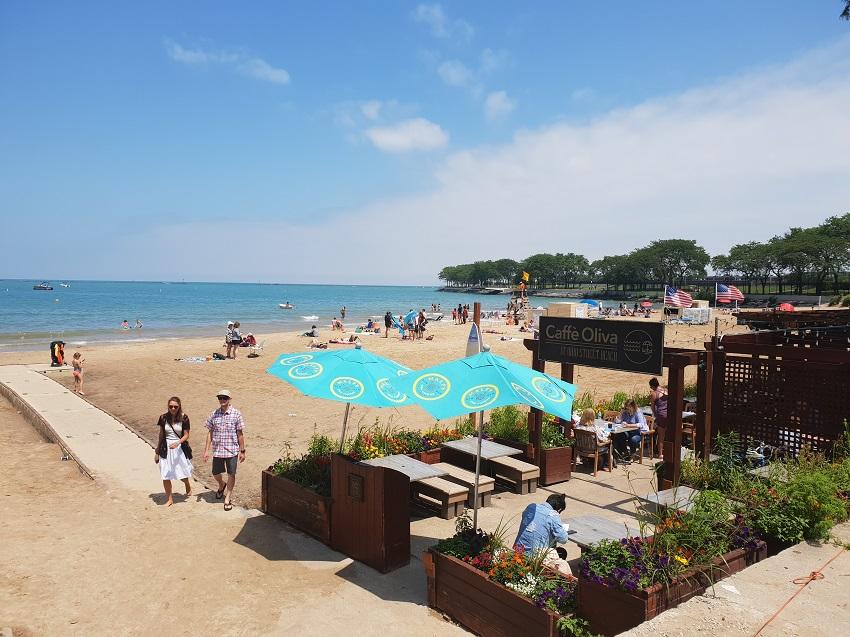 Ohio Street Beach_Chicago