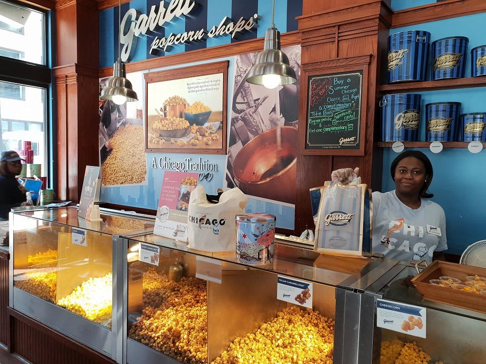 Popcorn Chicago