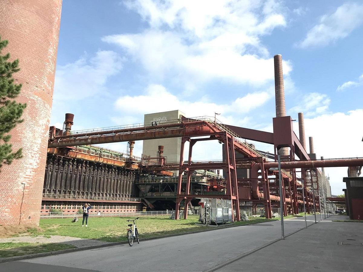 Kokerei Zeche Zollverein_Ruhrgebied