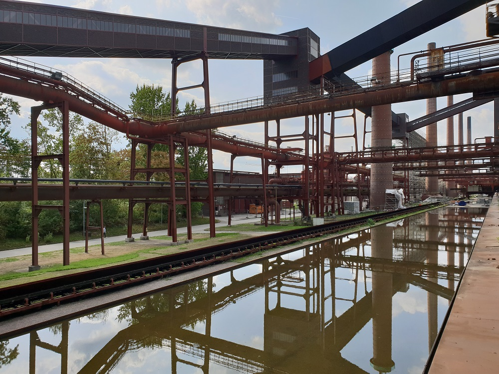 Zeche Zollverein_kokerei_Ruhrgebied