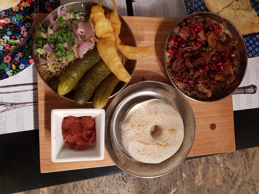 Georgische keuken