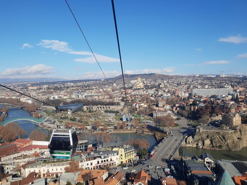 Kabelbaan_Tbilisi