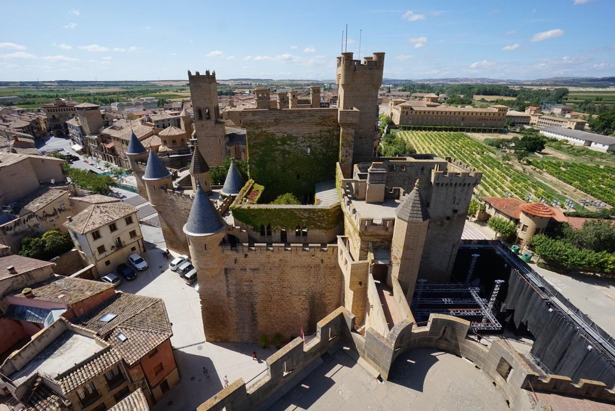 Kasteel Olite_Navarra