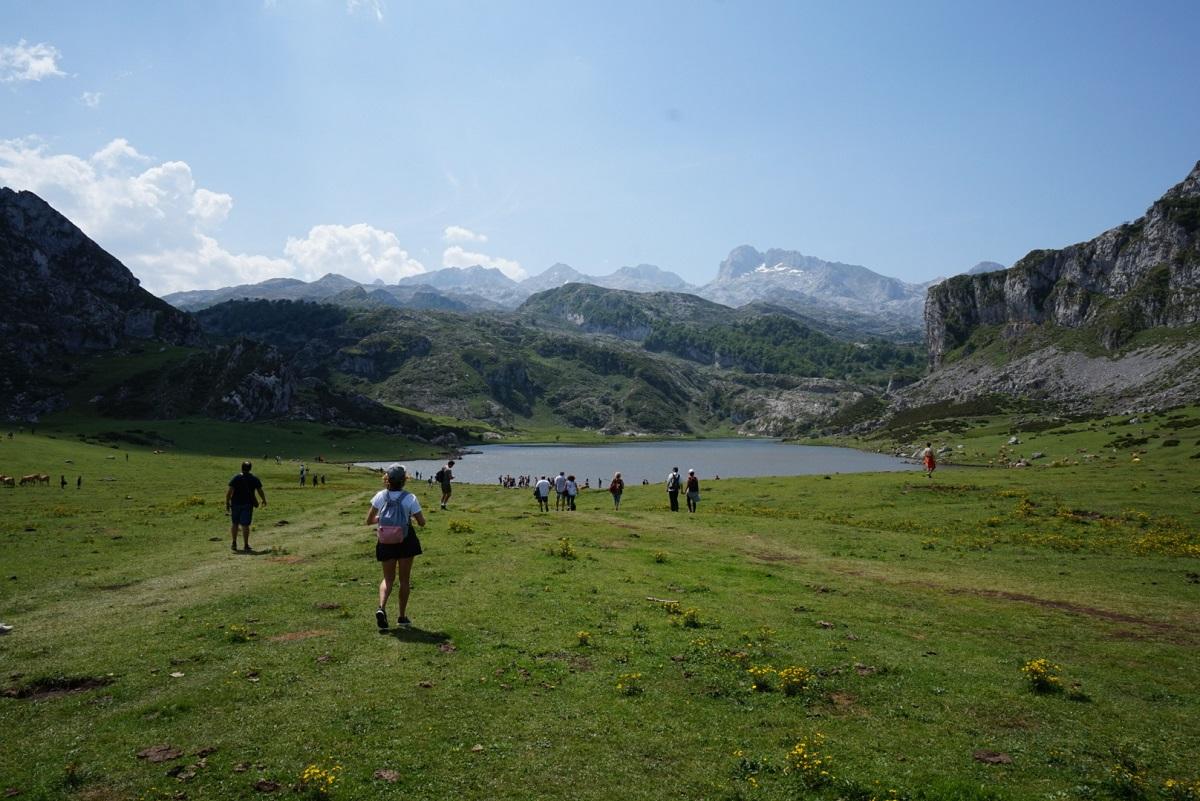 Lago de la Ercina_Covadonga