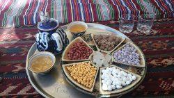 Zoetigheden markten Oezbekistan