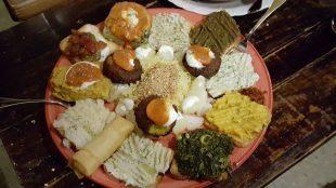Arabische keuken in Granada