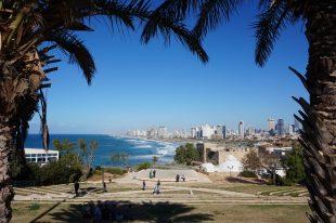 Uitzicht_Tel Aviv