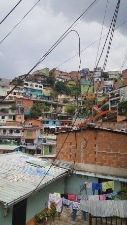 Favela Colombia