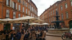 Terras_Flowers cafe_Toulouse