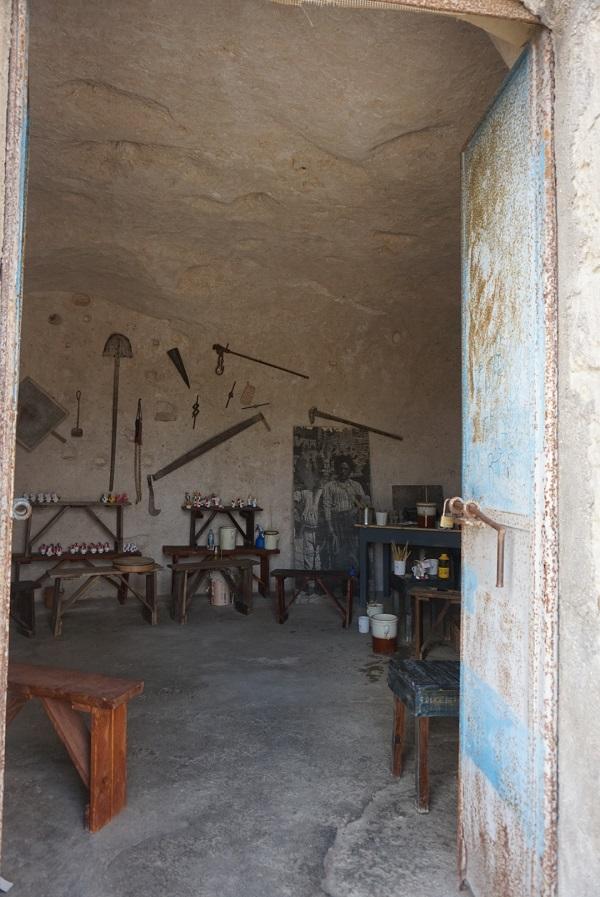 Matera_werkplaats