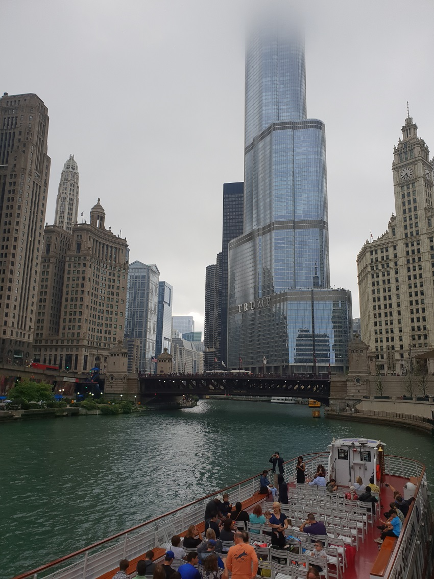 Chicago Rivercruise_Trumptower