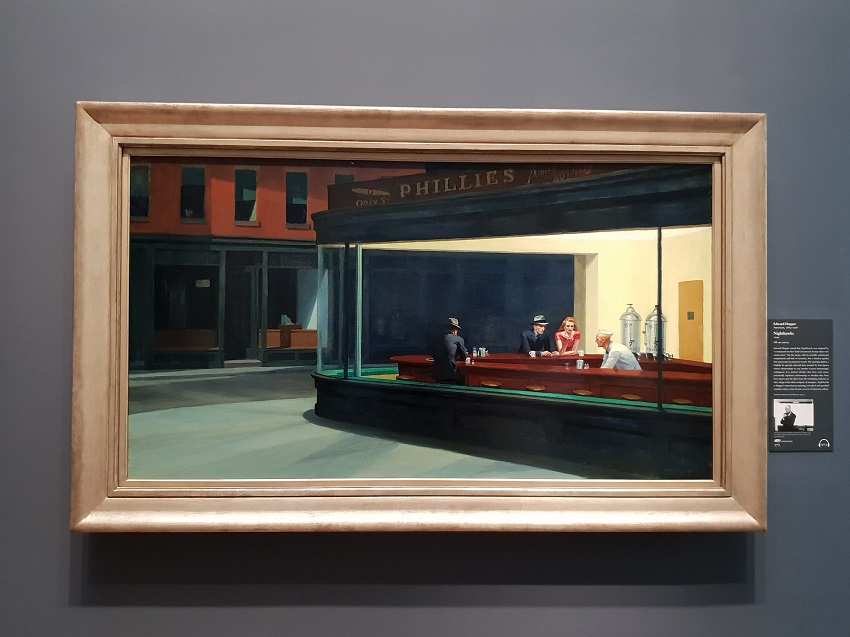 Hopper_Chicago Art Institute