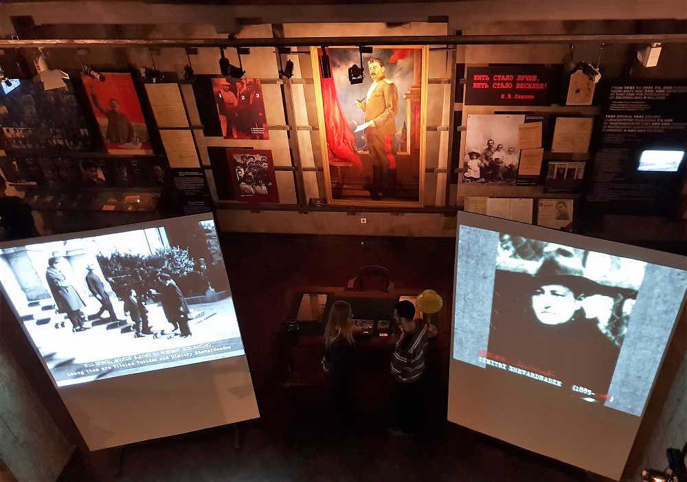Sovjet Occupation_Nationaal Museum_Tbilisi