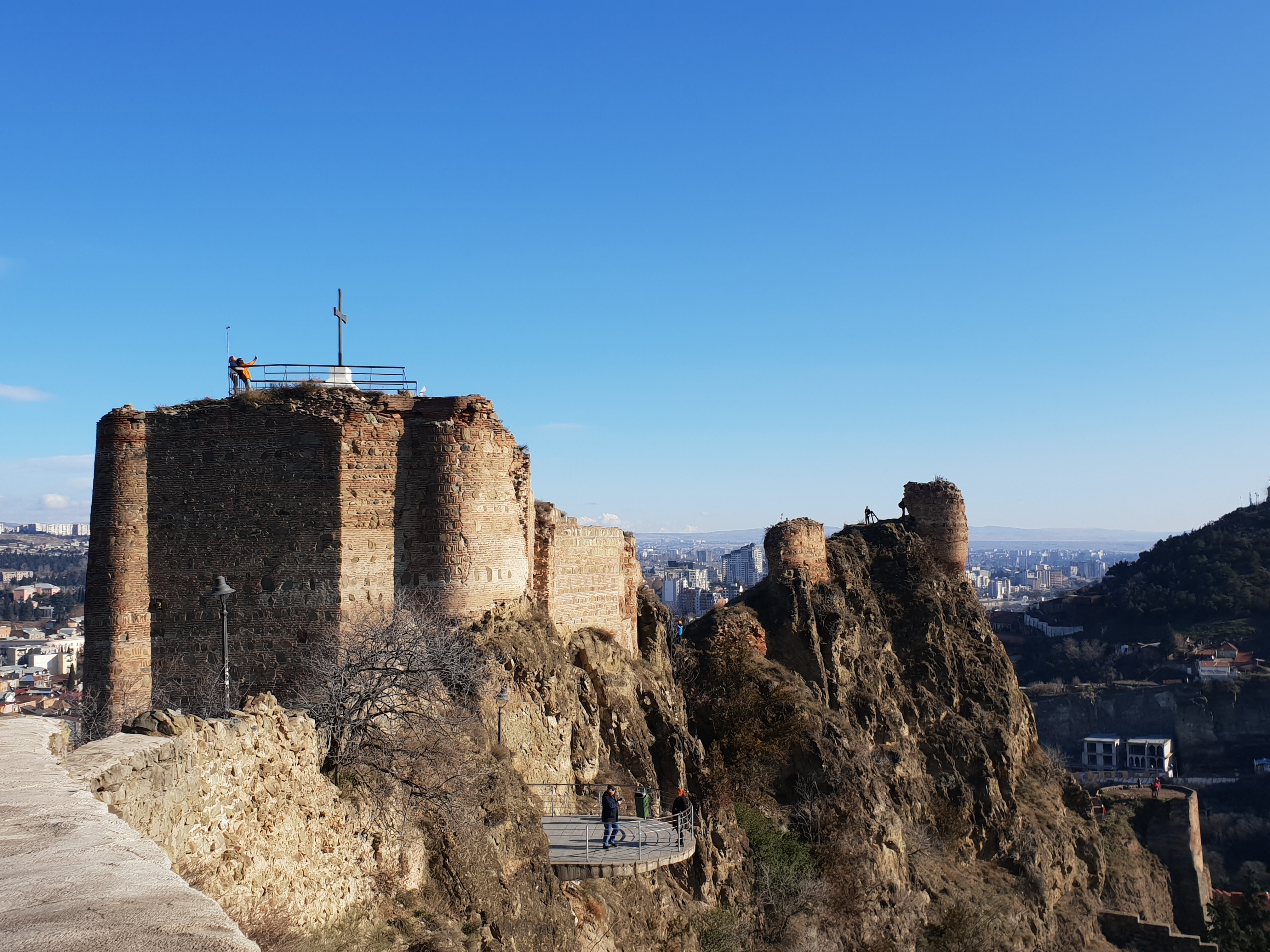 Tbilisi_Narikala_fort