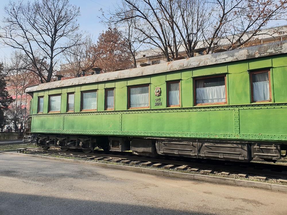 Trein_Stalin museum_Gori