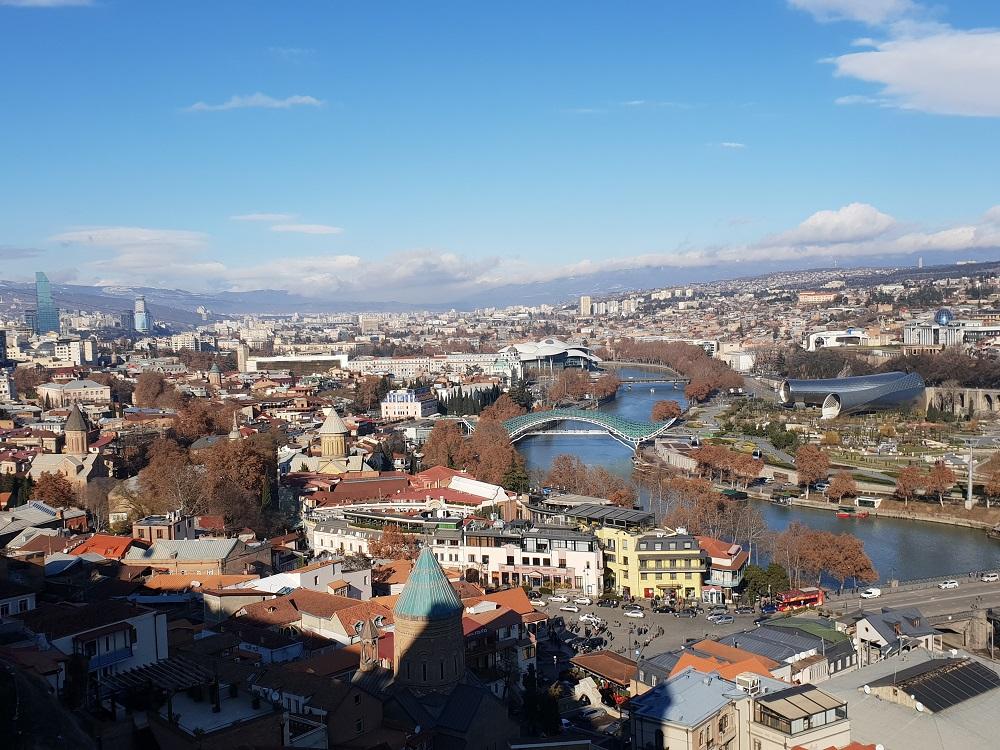 Uitzicht_Tbilisi