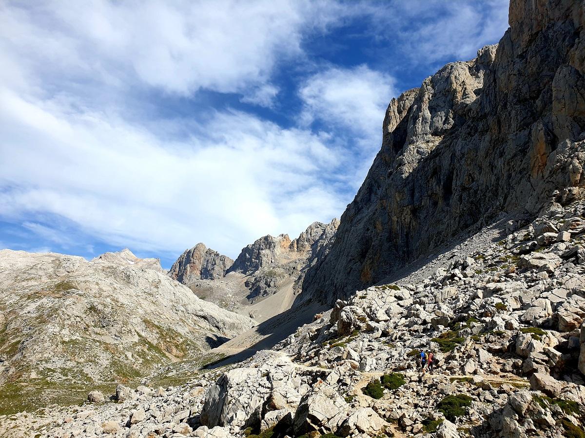 Wandelen Picos de Europa Spanje