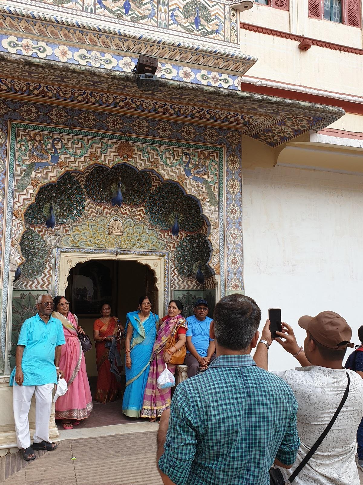 Indiase toeristen_India