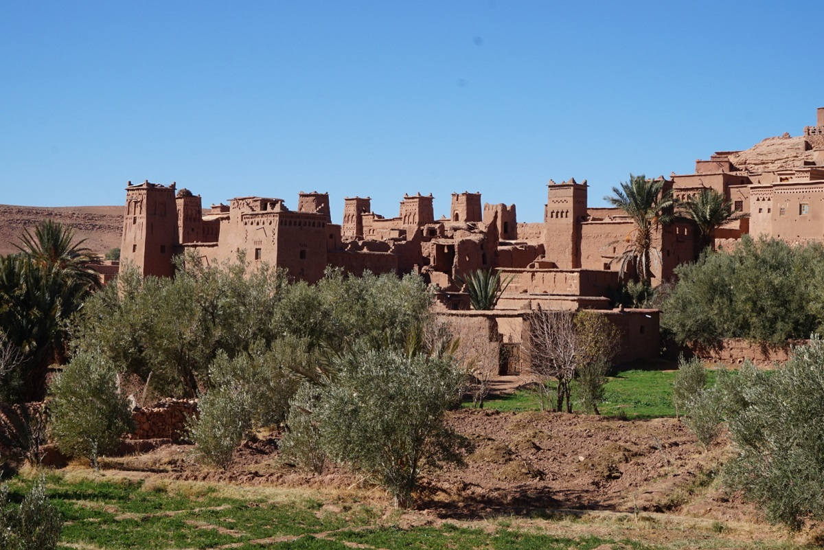Aït-Ben-Haddou_Marokko_Zuiden