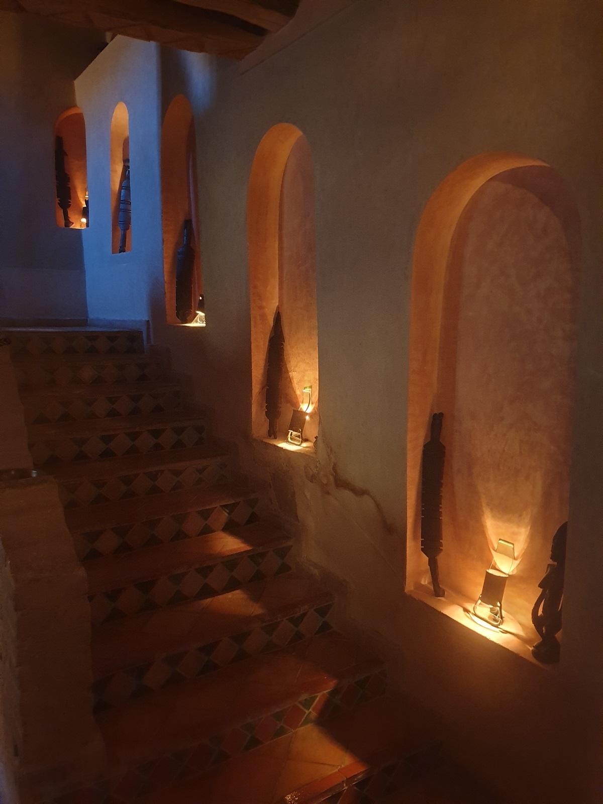 Hotel Dar Blues-nisjes_Zuiden_Marokko