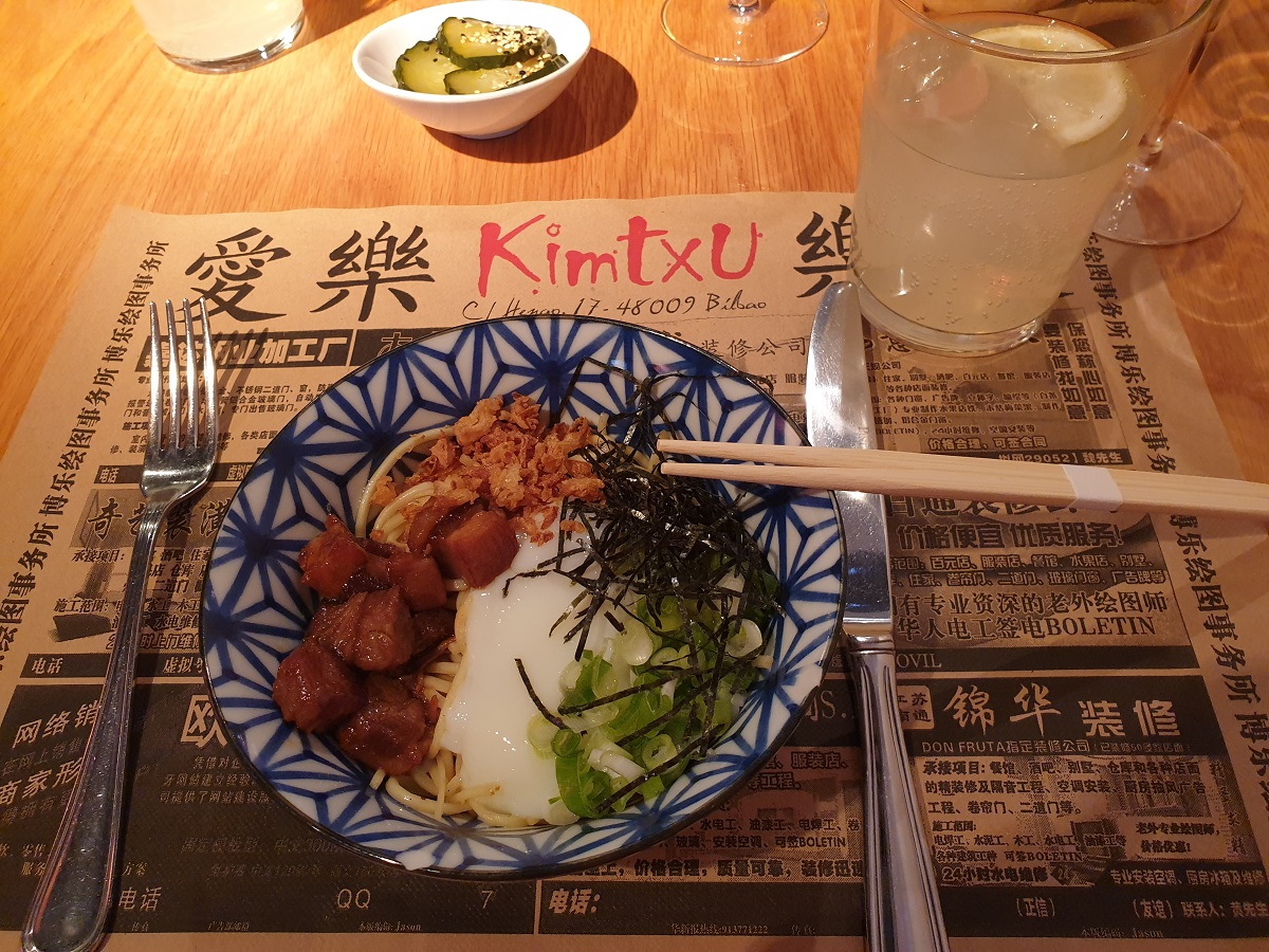 Bilbao_Kimtxu_Aziatisch eten