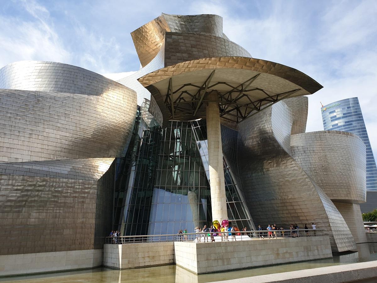 stedentrip_Bilbao_Guggenheim