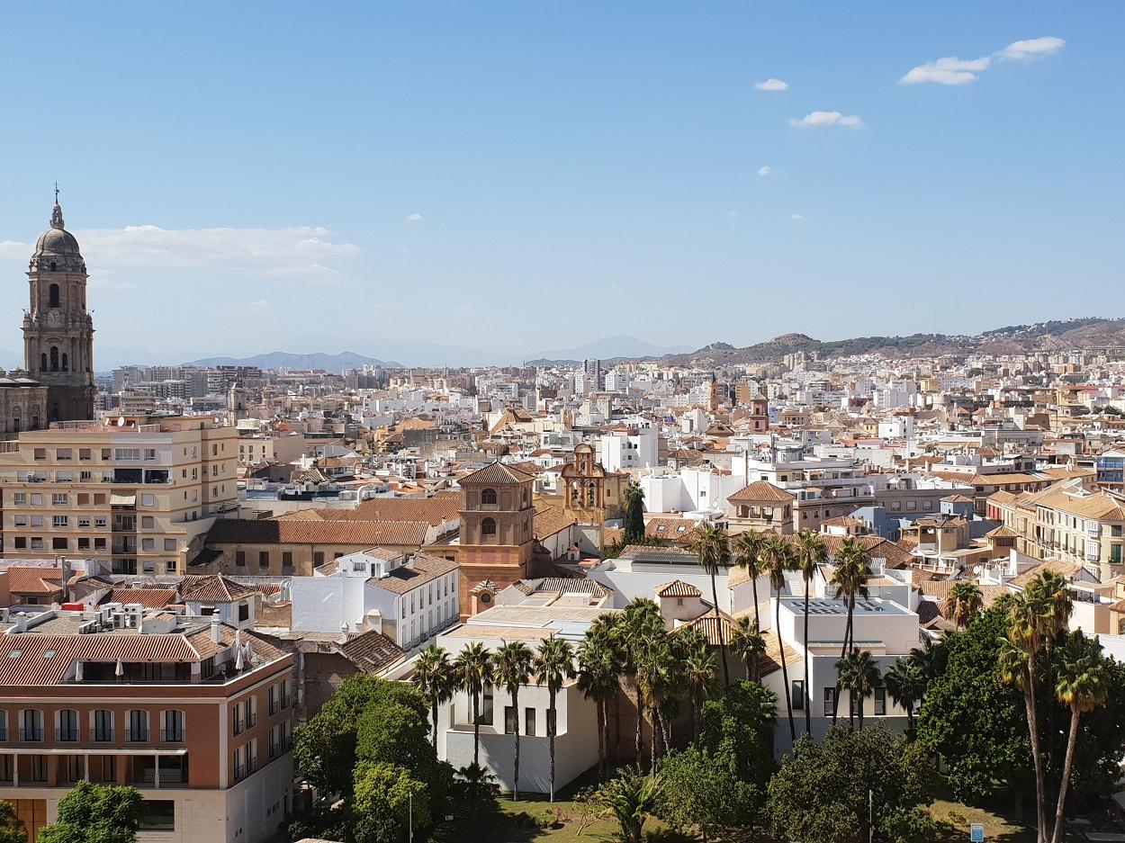 stedentrip_Malaga_binnenstad