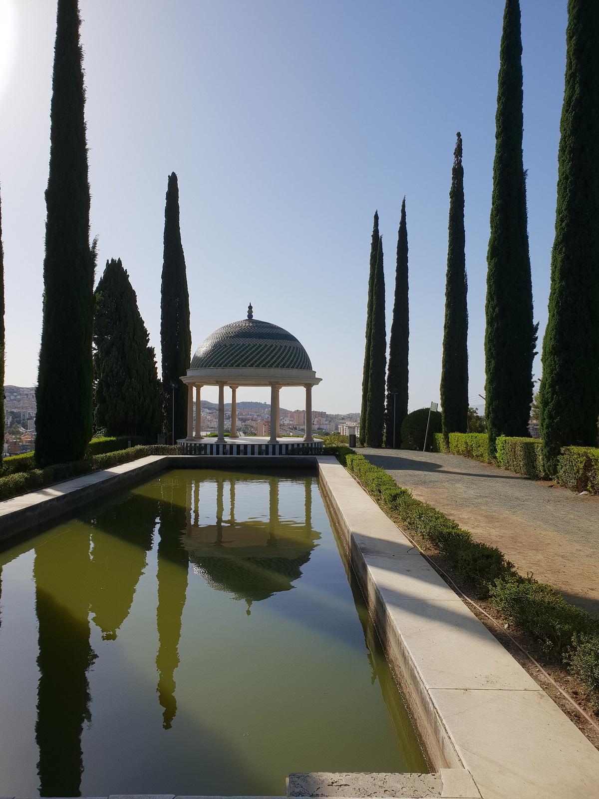 _Malaga_botanische tuin_kapel