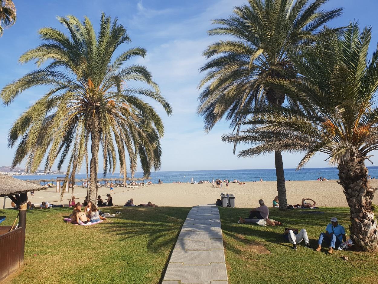Stedentrip_Malaga_strand