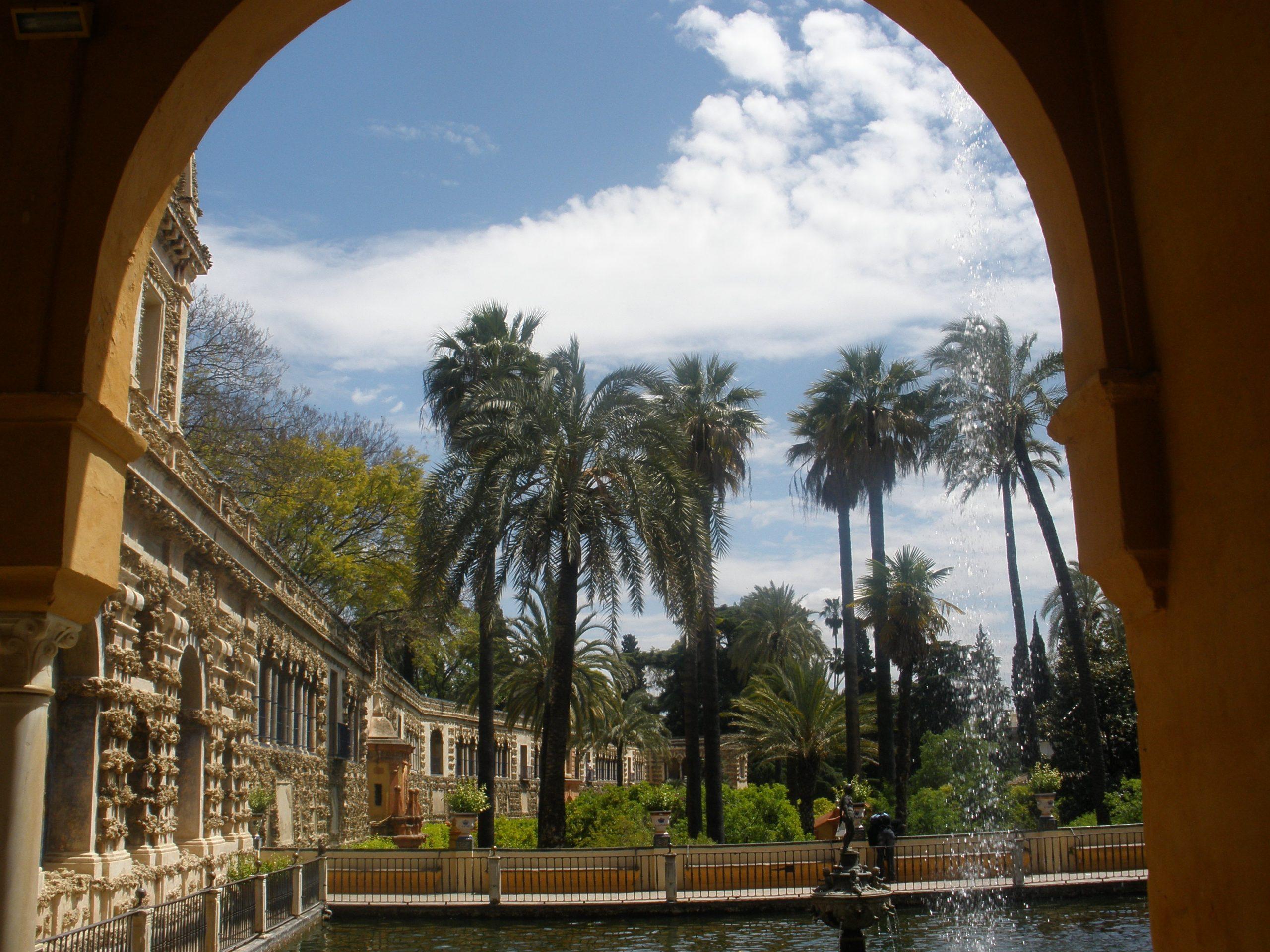 Real_Alcazar_tuinen_Sevilla_stedentrip