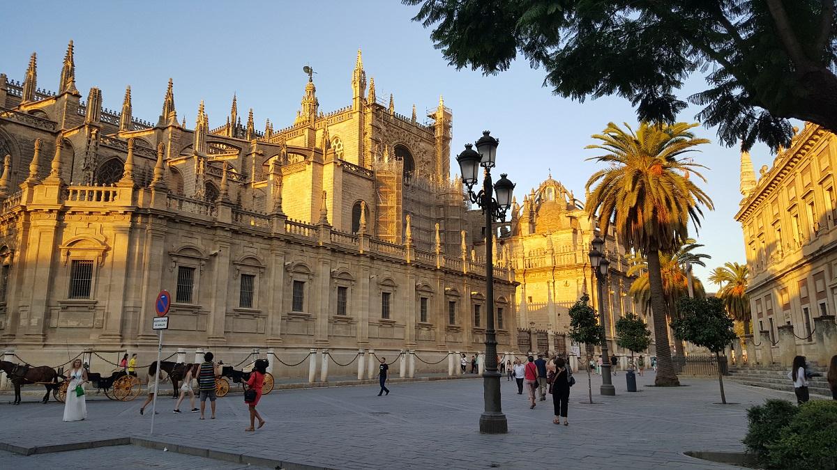 Spanje_stedentrip_Sevilla_kathedraal