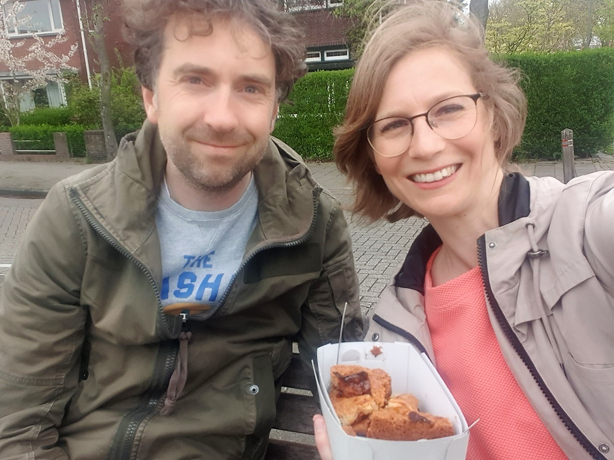 Taart eten_uitjes_Zuid_Holland