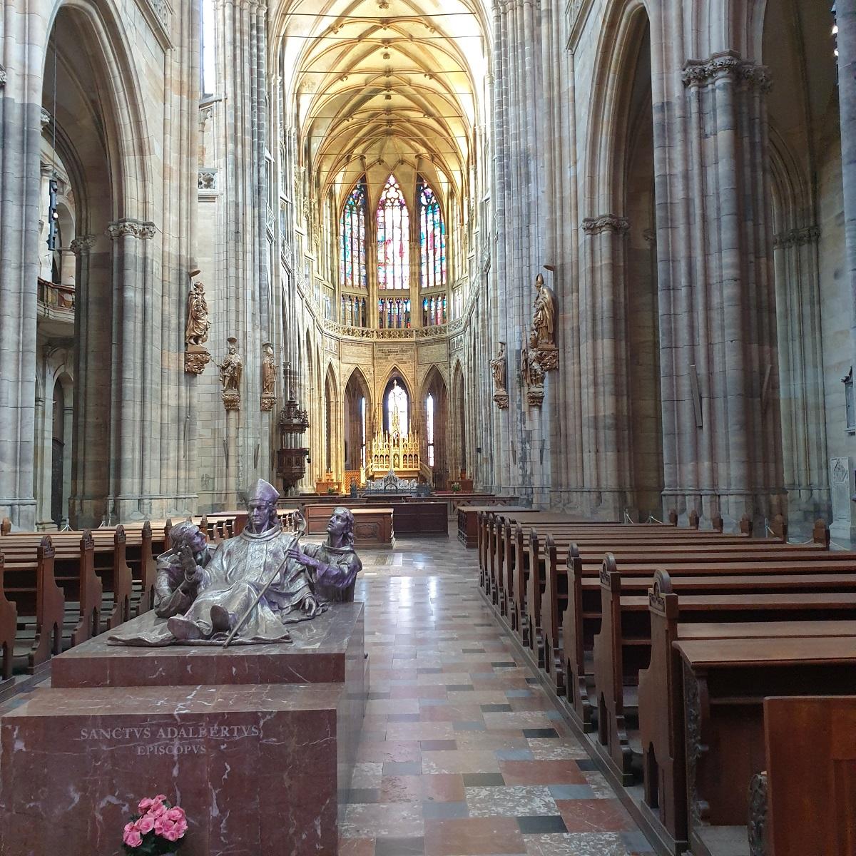 St_Vitus_kathedraal_Praag_Sächsische_Schweiz