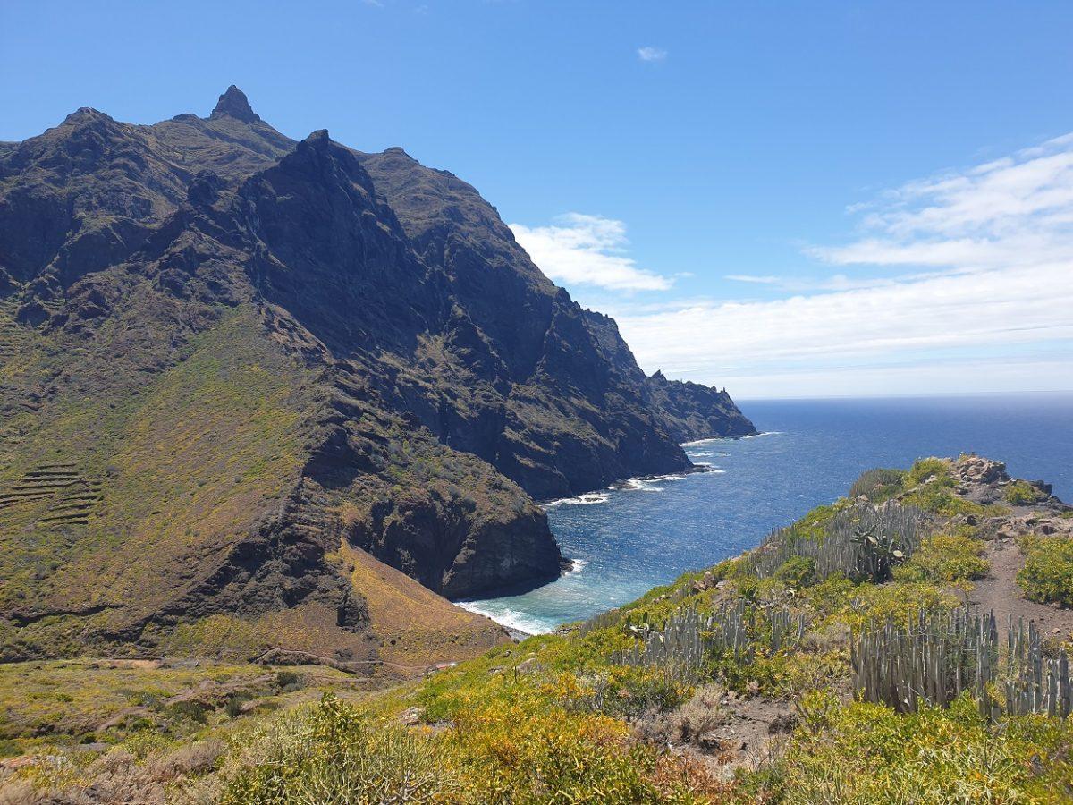 Agana_gebergte Tenerife