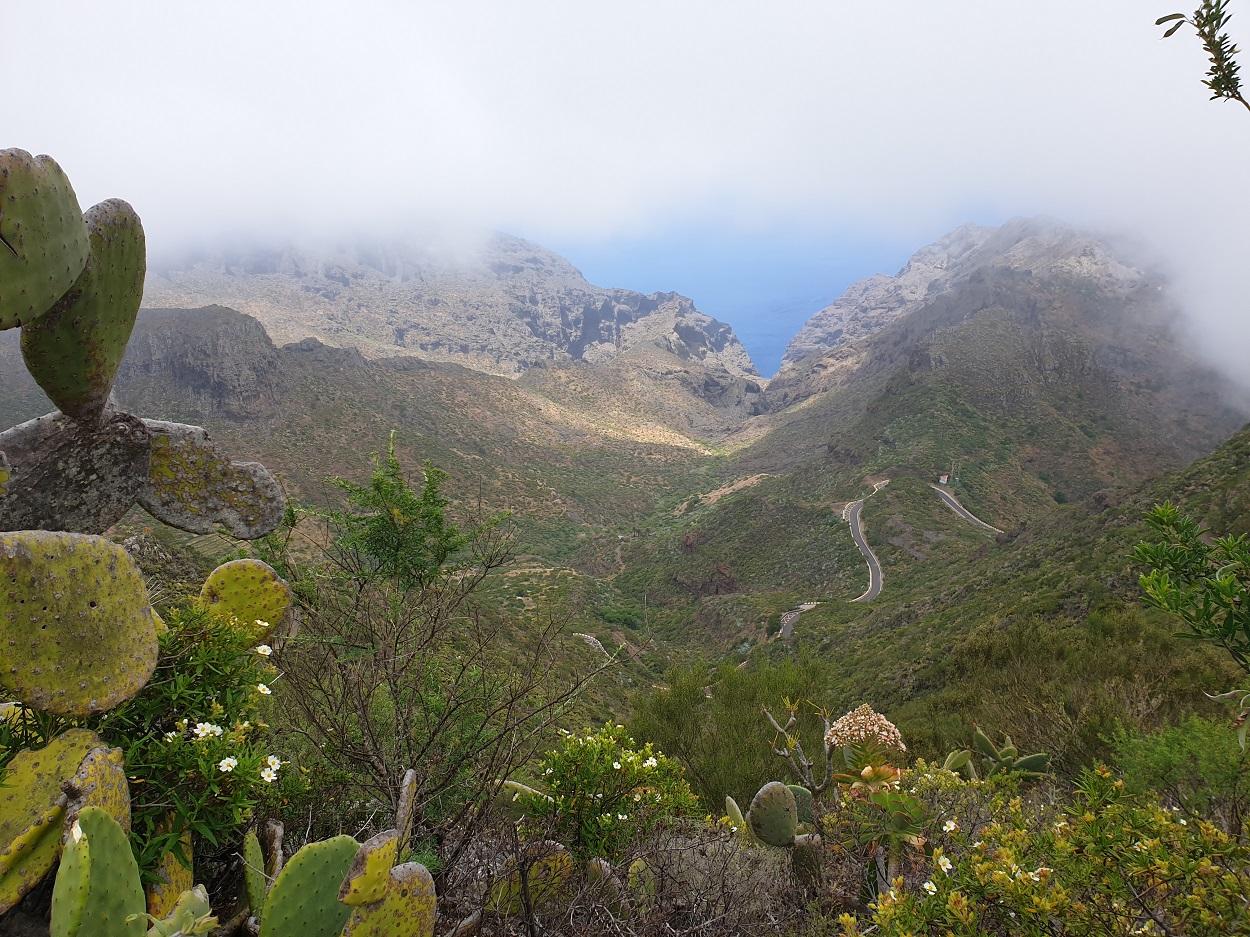 Tenerife_Masca_bergen_zee