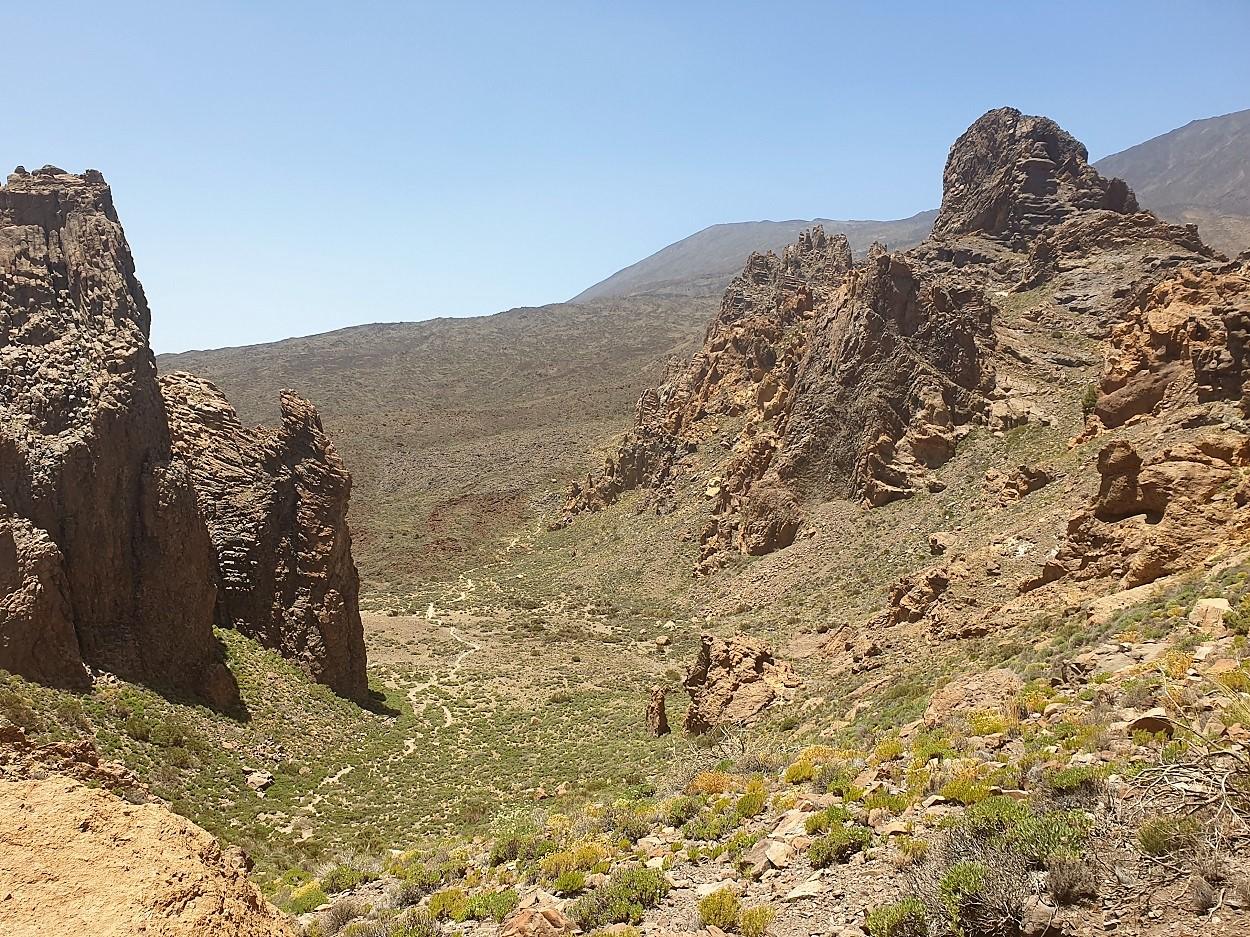 Tenerife_Roques de Garcia_kloof