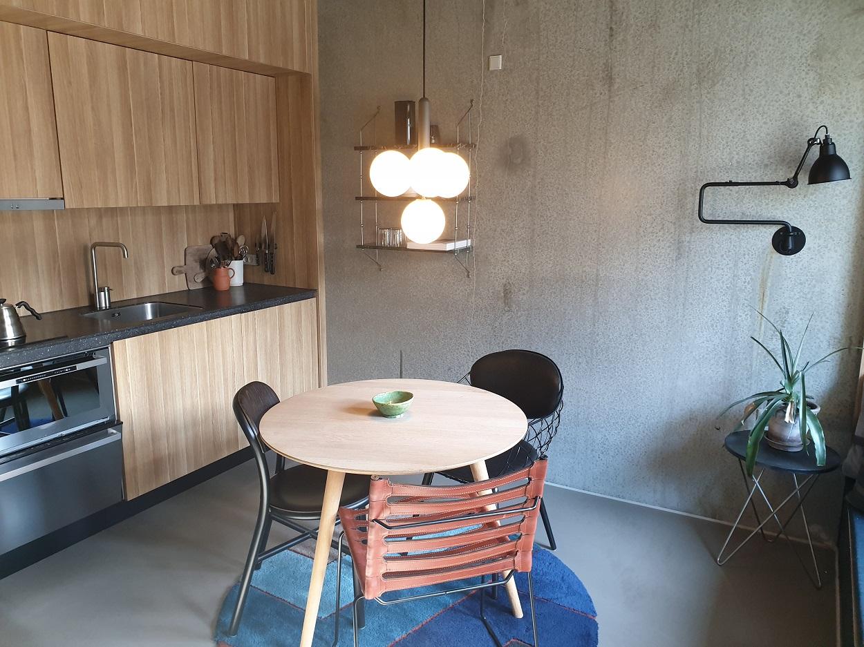 GUESTapart_keuken_Aarhus